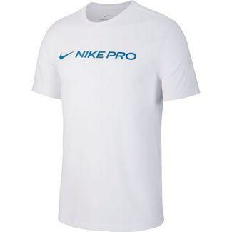 Nike Dry Pro T-Shirt Herren white