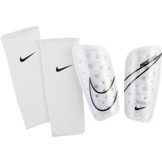 Nike Mercurial Lite Schienbeinschoner white-black-white