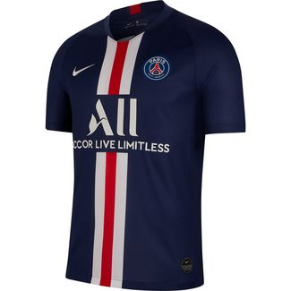 Nike Paris Saint-Germain 19/20 Heim Fußballtrikot Herren midnight navy-white
