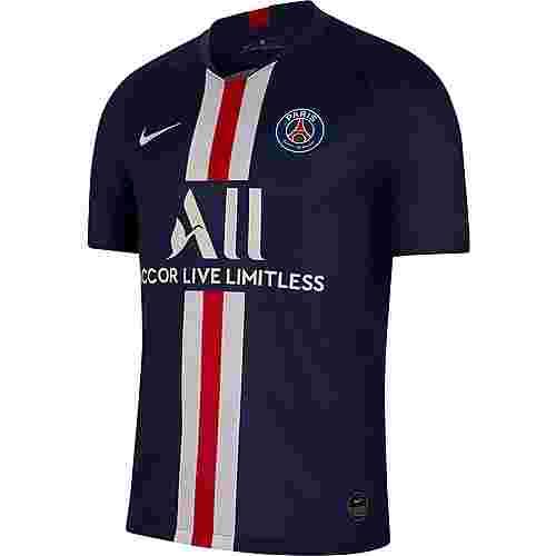 Nike Paris Saint-Germain 19/20 Heim Fußballtrikot Herren midnight navy-white
