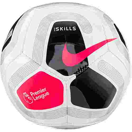 Nike Premier League Skills Miniball white-black-cool grey-hot punch