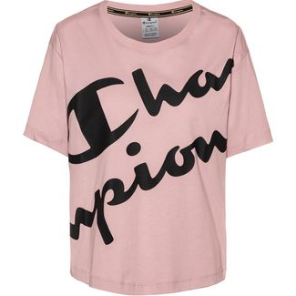 CHAMPION Croptop Damen violet ice