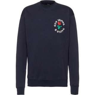 Gym Yilmaz BRRRP! x Sportscheck Gym Yilmaz Rose Sweatshirt dunkelblau