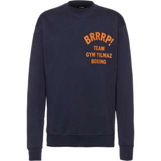 Gym Yilmaz BRRRP! x SportScheck TGYB Sweatshirt dunkelblau