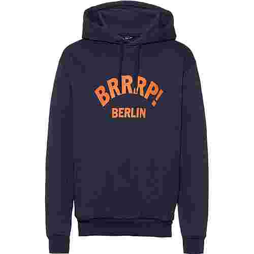 Gym Yilmaz BRRRP! x SportScheck Berlin Hoodie dunkelblau