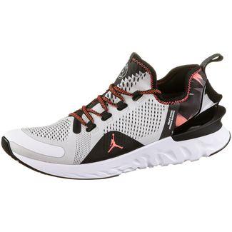 Nike Jordan React Assassin PSG Basketballschuhe Herren white-infrared 23-black