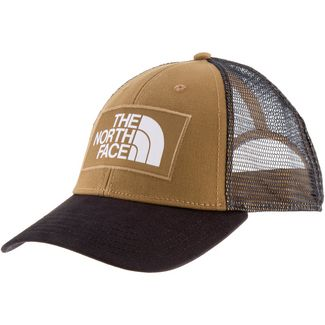 The North Face MUDDER TRUCKER Cap british khaki-tnf black