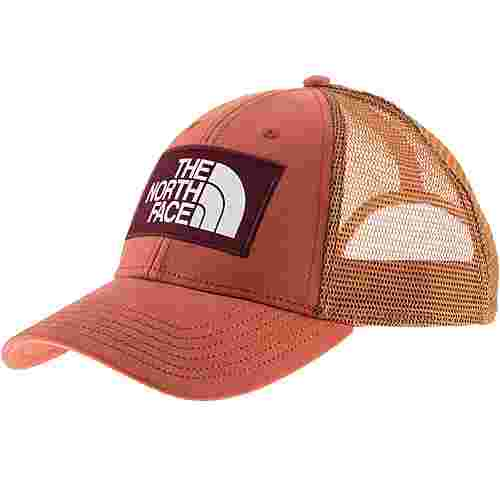 The North Face MUDDER TRUCKER Cap picante red