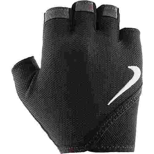Nike Essential Fitnesshandschuhe Damen black-white