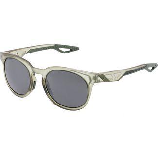 ride100percent 100% Campo Mirror Lense Sportbrille matte translucent olive slate