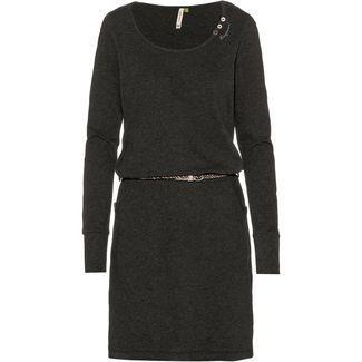 Ragwear Montana Organic Jerseykleid Damen black