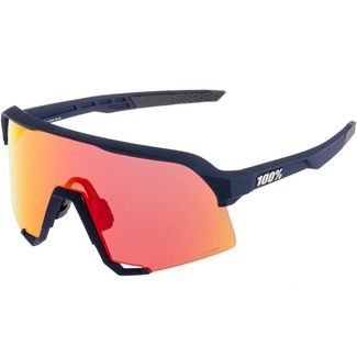 ride100percent S3 Hiper Mirror Lens Sportbrille soft tact flume