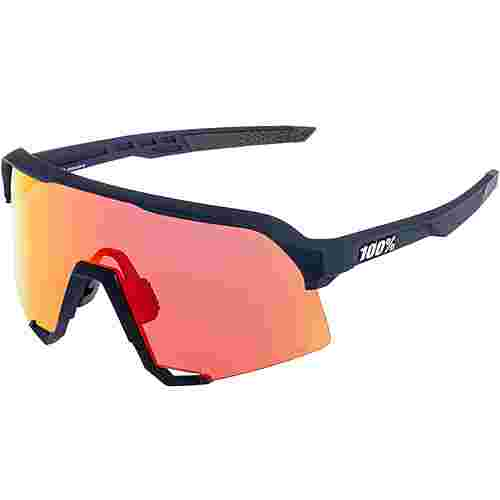 ride100percent S3 Hiper Mirror Lens Sportbrille soft tact flume