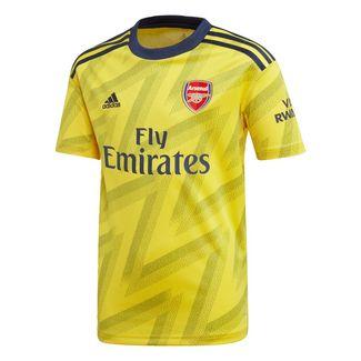 adidas FC Arsenal Auswärtstrikot Funktionsshirt Kinder Eqt Yellow