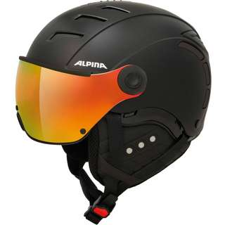 ALPINA JUMP 2.0 QVMM Skihelm black matt-gold