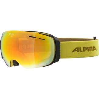 ALPINA GRANBY HM Skibrille curry
