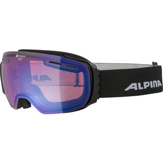 ALPINA GRANBY QHM Skibrille black