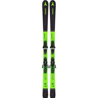 ATOMIC REDSTER XT + FT 10 GW Race Carver black-green