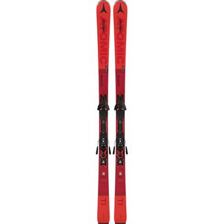 ATOMIC REDSTER TI + FT 12 GW Race Carver red