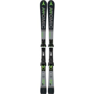 ATOMIC REDSTER X7 WB FT +E FT 12 GW Race Carver black-green