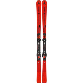 ATOMIC REDSTER G9 AFI + X12 TL GW Race Carver red