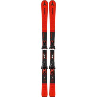 ATOMIC REDSTER S7 + FT 12 GW Race Carver red