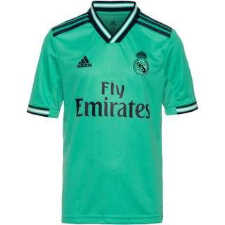 adidas Real Madrid 19/20 3rd Trikot Kinder hi-res green