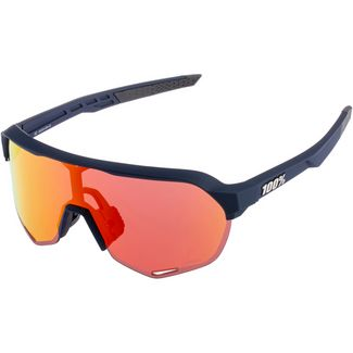 ride100percent 100% S2 Hiper Mirror Lens Sportbrille soft tact flume
