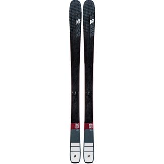 K2 Mindbender 88 All-Mountain Ski Damen schwarz