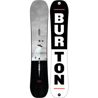 Burton Process Flying V All-Mountain Board schwarz-grau