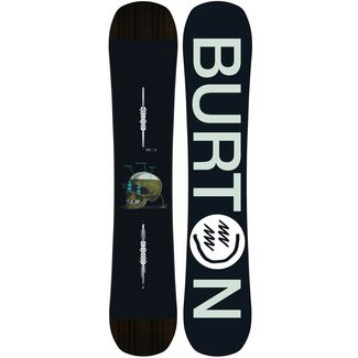Burton Instigator All-Mountain Board schwarz