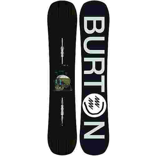 Burton Instigator All-Mountain Board schwarz