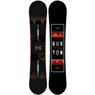 Burton Ripcord All-Mountain Board schwarz-oliv