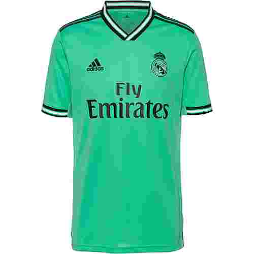 adidas Real Madrid 19/20 3rd Fußballtrikot Herren hi-res green