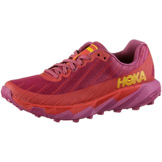 Hoka One One Torrent W Trailrunning Schuhe Damen cactus flower-pappy red