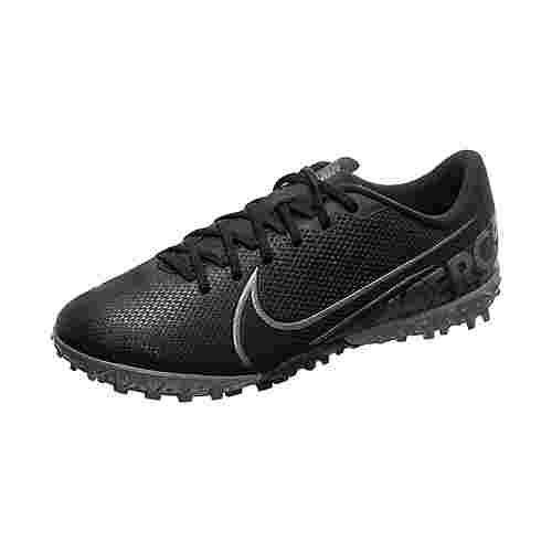 Nike Mercurial Vapor XIII Academy Fußballschuhe Kinder schwarz / grau