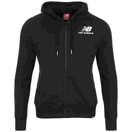 NEW BALANCE Essentials Sweatjacke Damen schwarz