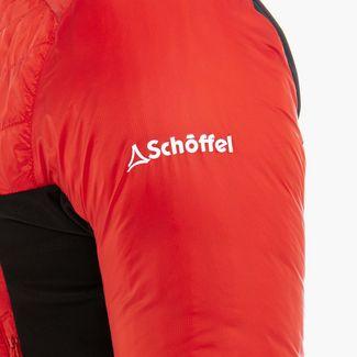 Schöffel Ins. Jacket Val d Isere Outdoorjacke Herren 5390 orange