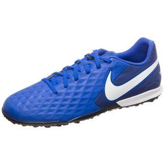 Nike Tiempo Legend VIII Academy Fußballschuhe Herren blau / weiß