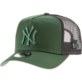 New Era Trucker Cap Kinder green-black
