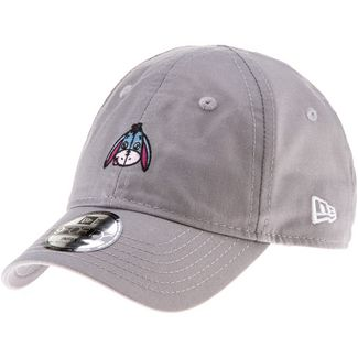 New Era 9forty Cap Kinder grey
