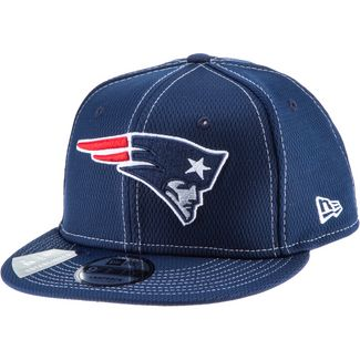 New Era 9Fifty New England Patriots Cap oceanside blue