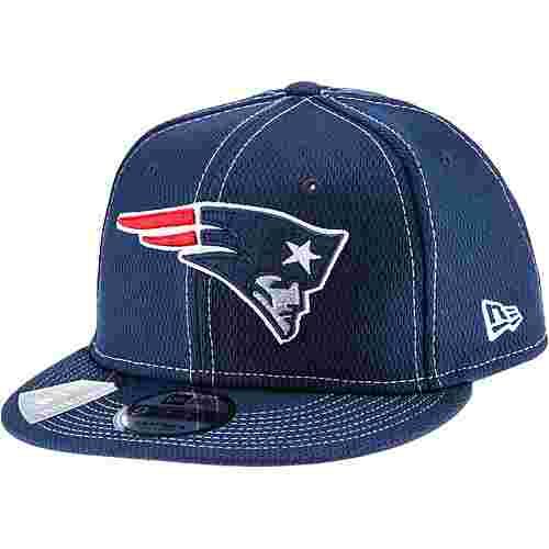 New Era 9Fifty New England Patriots Cap oceanside blue