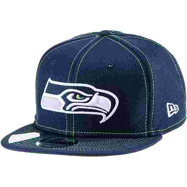New Era 9Fifty Seattle Seahawks Cap blue otc