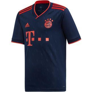 adidas FC Bayern 19/20 3rd Fußballtrikot Kinder collegiate navy