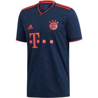 adidas FC Bayern 19/20 3rd Fußballtrikot Herren collegiate navy