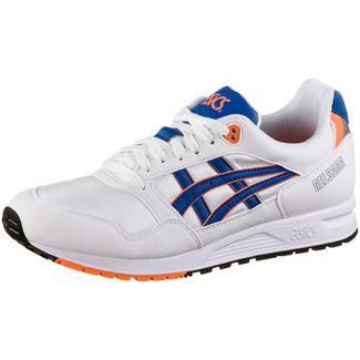 ASICS Gel Saga Sneaker Herren white-asics blue