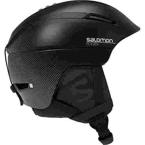 Salomon Pioneer Skihelm black