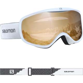Salomon Sense Access Skibrille Damen white