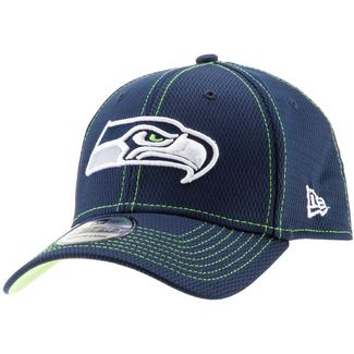 New Era 39Thirty Seattle Seahawks Cap blue otc